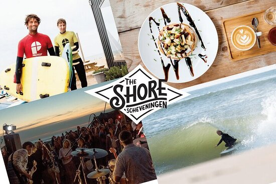 Surfing Introduksjonseksjon i Haag