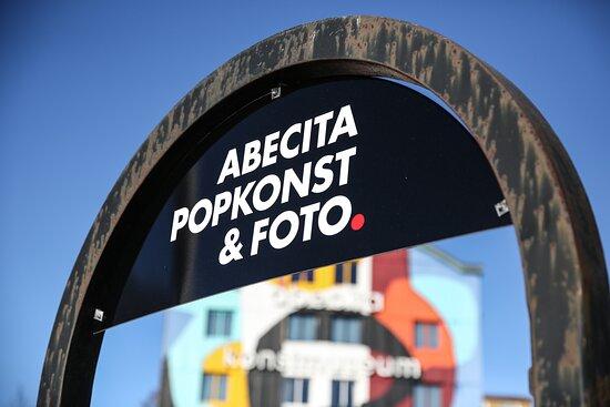 Boras, Svezia: Skylt vid parkeringen. Foto: Mats Alfredsson