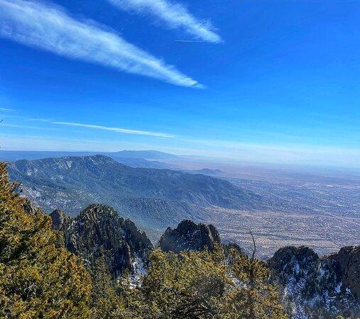 Sandia Park, NM: Beautiful mountains