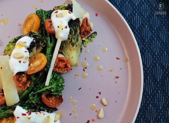 de la brasa al plato , un sabor único y inconfundible