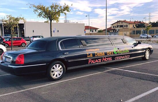 Free transport in limousine