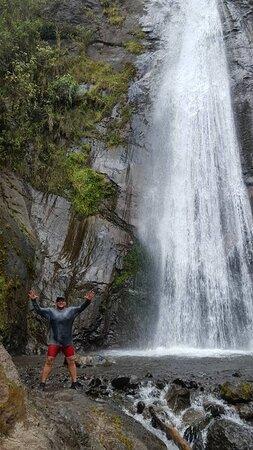 Patate, Ecuador: Foto proporcionada por la gerencia de Aventour Ecuador.