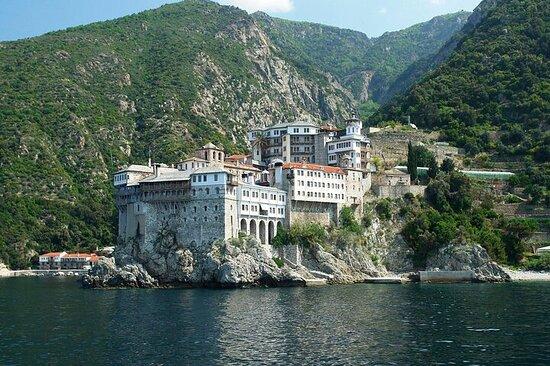 Halkidiki: Athos and Sithonia islands Cruise