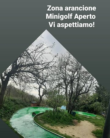 Minigolf Genova