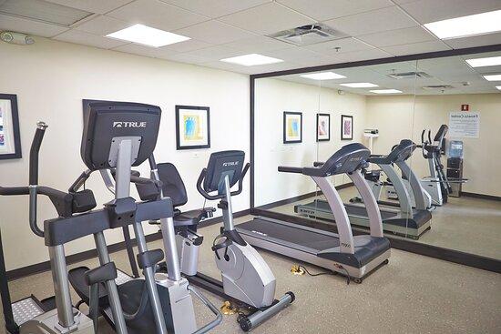 Fitness Center Building 678