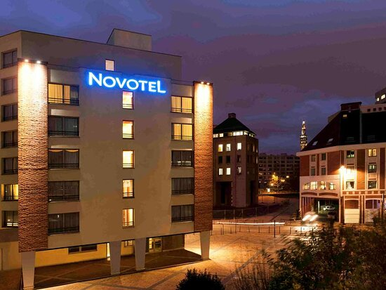 Novotel Lille Centre Gares, hôtels à Lille