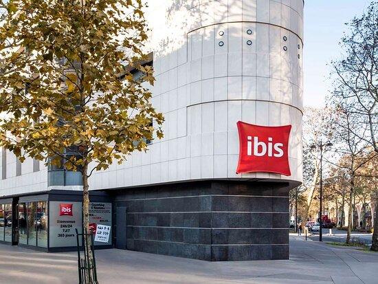 Ibis Paris Gare de Lyon Diderot 12th Hotel, hoteles en París
