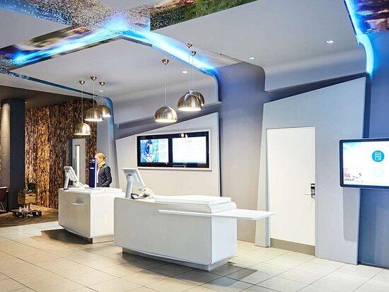 Novotel Liverpool Centre Hotel