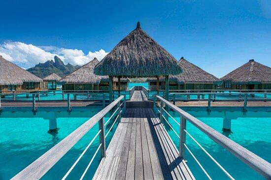 Overwater Villas - Exterior