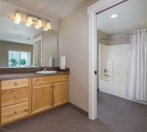 Three Bedroom Bathroom