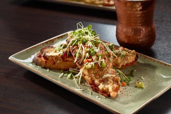 JP Charlotte - Shrimp Toast