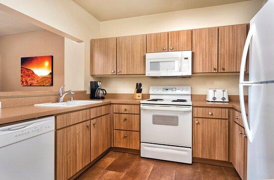 Three Bedroom Kitchen