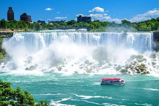 Melhor do Niagara Falls EUA Tour