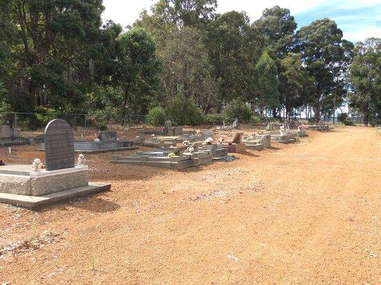 Greenbushes Cemetery