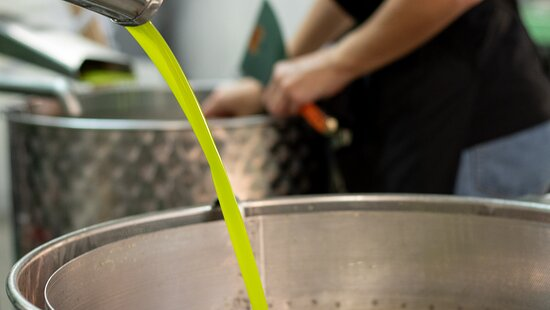 Do you want to know how the extra virgin olive oil is produced? meet us