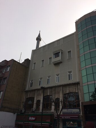 Istanbul, Thổ Nhĩ Kỳ: Sultan Beyazıd'ı Veli Camii - Şişli - Osmanbey