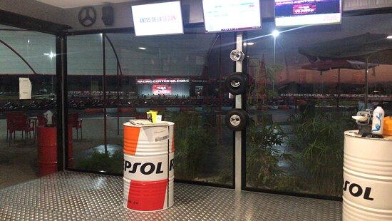 Racing Center Gilesias