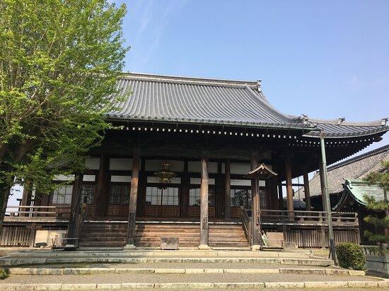 Honganji Akanoi Betsuin Temple