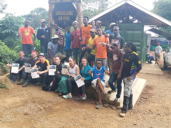 Kilimanjaro Simon Adventures