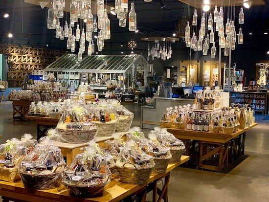 Askim Frukt -og Baerpresseri butikk og museum
