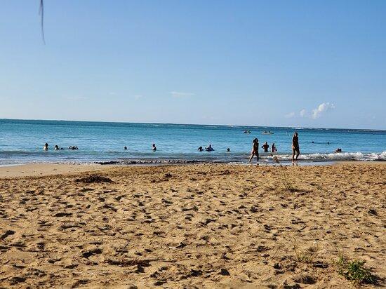 Balneario La Monserrate Luquillo Beach