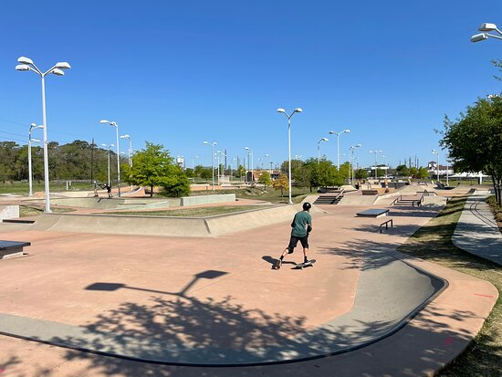 North Houston Skate Park