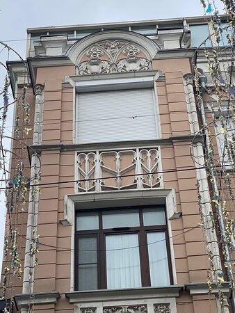 Дом Залесского и Чаплина