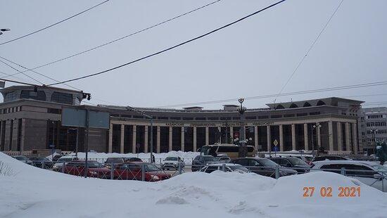 Kazan, Russia: Казань, зимние прогулки (февраль 2021 года)