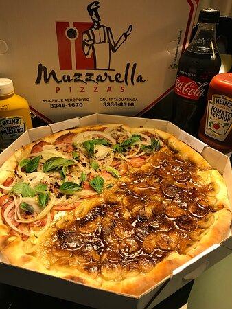 Muzzarella Pizzas E Grelhados