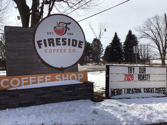 Swartz Creek, MI: Fireside Coffee Co.