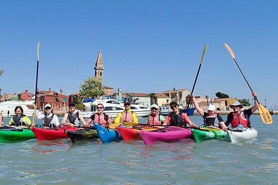 Half-Day Kayak Tour from Venice to Burano