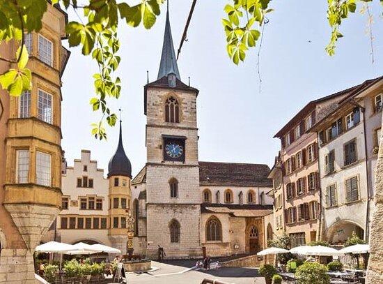 Stadtkirche Biel