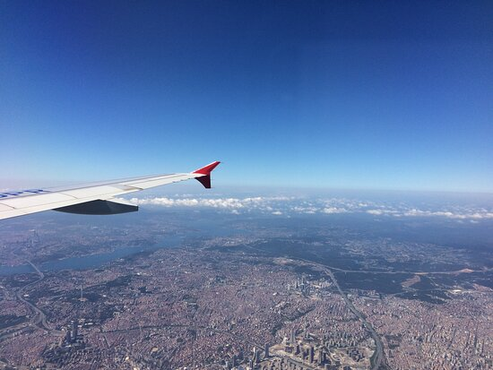 Istanbul, Thổ Nhĩ Kỳ: Turkish Airlines - İstanbul