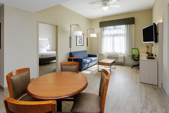 Holiday In Express Suite Guest Room