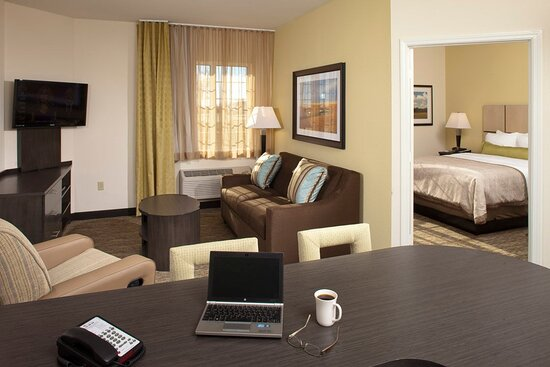 Fort Riley, Κάνσας: One-Bedroom Suite