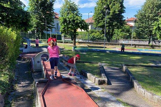 Minigolf Varese