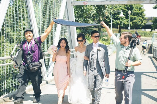 A real Crowne Plaza Portland Wedding -Belmont Ballroom August 2015