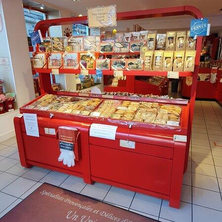 Biscuiterie Confiserie en Provence