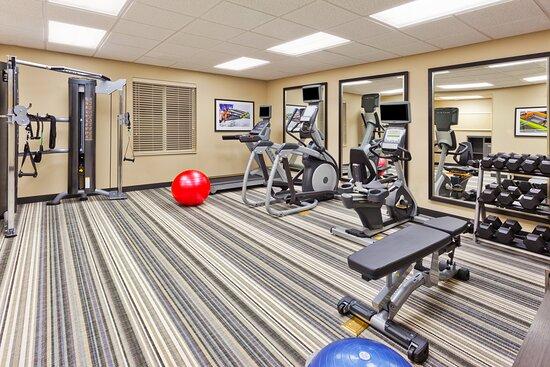 Redstone Arsenal, AL: Fitness Center