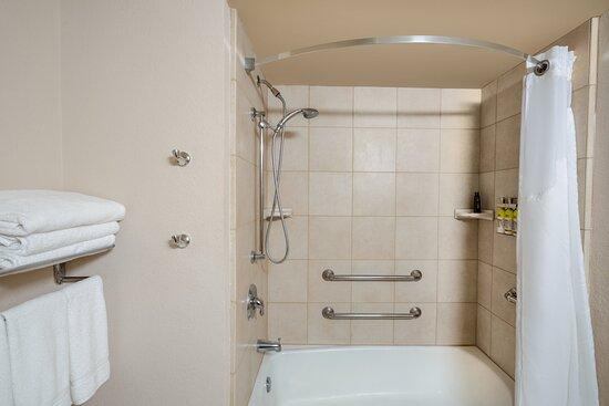 Fort Rucker, AL: ADA Guest Bathroom