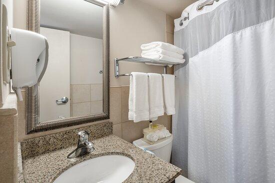 Fort Rucker, AL: Guest Bathroom