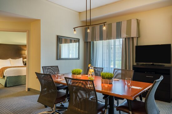 Spacious & comfortable Conference Suite perfect for meetings.