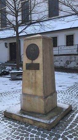 Denkmal Theodor Körner - pomník