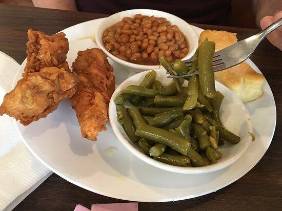 Monticello, GA: Chicken tenders