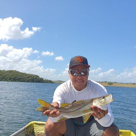 fishing in Arenosa