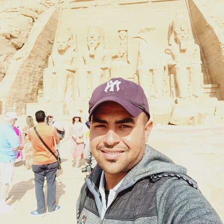 Ägypten: Abo simble , King Ramsiss the second great temple at aswan , Egypt