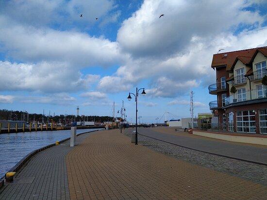 Port Morski Ustka