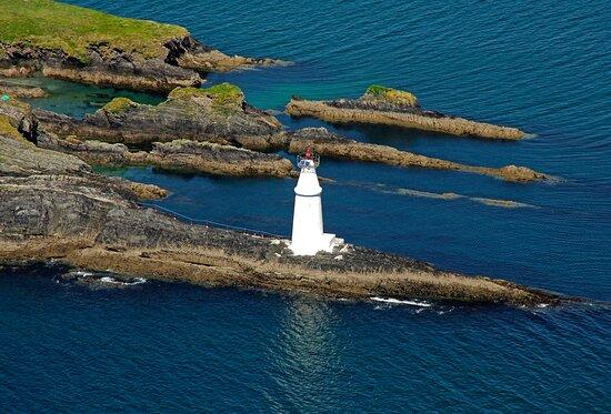 Шалл, Ирландия: Long Island Light house