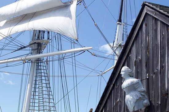 Tour guidato privato del Museo del porto marittimo mistico