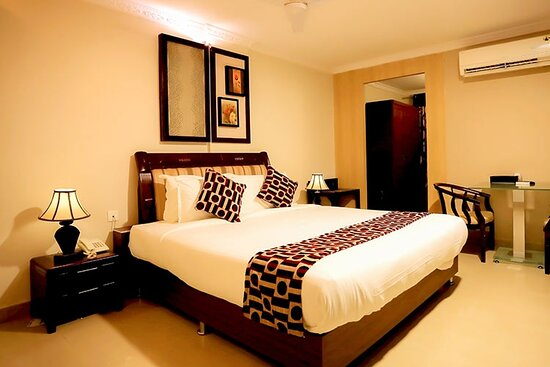 Annamanada, India: Deluxe Rooms Accomodates 3 Adults, with all basic amenities.